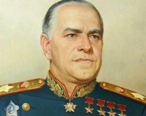 Жуков ГК